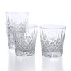<strong>Reed & Barton</strong> Crystal Hamilton Double Old Fashioned Glass (Set of 4)