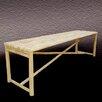 ZEW Inc Bamboo Picnic Bench