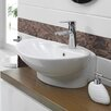 CeraStyle by Nameeks Rio Round Ceramic Bathroom Sink