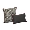 EZ Living Home Honeycomb Decorative Pillow