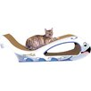 Imperial Cat Giant Whale Recycled Paper Cat Scratching Board