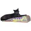 <strong>Large Iguana Recycled Paper Cat Scratching Board</strong> by Imperial Cat