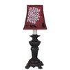 "Illuminada 12"" H Tuscan Decorative Accent Table Lamp"