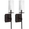 Thom Filicia Home Collection Sunnycrest 1 Light Wall Sconce (Set of 2)
