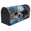 Sainty International Bear Feet in the Creek Mailbox