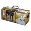 Sainty International Duck Zone Art Deco Toolbox