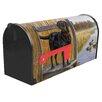 Sainty International Duck Zone Mailbox