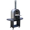 <strong>La Hacienda</strong> Stainless Steel Romana Pizza Oven