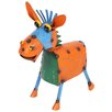 La Hacienda Steel Maverick the Mule Figurine