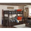 NE Kids Highlands Harper Standard Bunk Bedroom Collection with Trundle