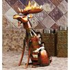 <strong>Figurine Tabletop Wine Rack</strong> by DecoFlair