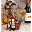 DecoFlair Figurine Tabletop Wine Rack
