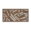 <strong>Palm Frond Design Decorative Mirror</strong> by Selections by Chaumont