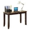 Wildon Home ® Elegant Faux Marble Desk