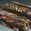 <strong>Wildon Home ®</strong> Acrylic Mink Tiger Skin Blanket