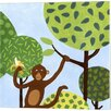 <strong>Evive Designs</strong> Jungle Fun I Canvas Art