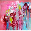 Evive Designs Color Me Pretty I by Lana Painting Print