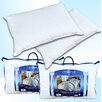<strong>DSD Group</strong> Creative Living Solutions 2 Feather and Down Bed Pillows (Set of 2)