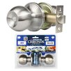 DSD Group Constructor® Chronos™ Premium Passage Door Knob Set