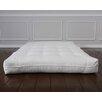 "Bio Sleep Concept Luxury Cotton 8"" Foam Core Futon Mattress"