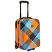 "Loudmouth Luggage Microwave 18"" Hardsided Suitcase"