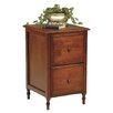 <strong>Knob Hill 2-Drawer File Cabinet</strong> by OSP Designs