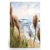 Artefx Decor View from the Dune Painting Print on Canvas