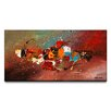 <strong>Artefx Decor</strong> Boundaries Painting Print on Canvas
