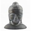 Timbergirl Ceramic Buddha Head Statue