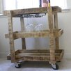Timbergirl Serving Cart