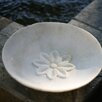 <strong>Timbergirl</strong> Marble Flower Plate