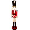 <strong>Wooden Nutcracker with Sword</strong> by Sterling Inc.