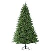 <strong>Sterling Inc.</strong> 7.5' Natural Cut Arlington Pine Christmas Tree with 630 LED Warm White Lights with Stand