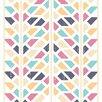 "Salty & Sweet ""Pastel Pattern 5"" Canvas Art"