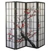 "ORE Furniture 70"" x 68"" 4 Panel Room Divider"