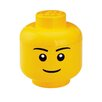 LEGO by Room Copenhagen Boy's Storage Head Toy Box