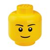 <strong>Boy's Storage Head Toy Box</strong> by LEGO by Room Copenhagen