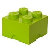 LEGO by Room Copenhagen Friends Storage Brick 4 Toy Box