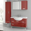 "ACF Bathroom Vanities Phinex 39"" Vanity Set with Single Sink"