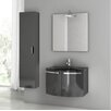 "<strong>ACF Bathroom Vanities</strong> Crystal Dance 28"" Vanity Set"