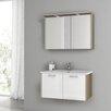 """ACF Bathroom Vanities Nico 33"""" Single Bathroom Vanity Set"""