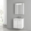"ACF Bathroom Vanities City Play 22"" Single Bathroom Vanity Set"