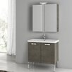 "ACF Bathroom Vanities City Play 30"" Single Bathroom Vanity Set"