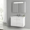 "ACF Bathroom Vanities New York 32""  Single Bathroom Vanity Set"