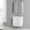 "ACF Bathroom Vanities New York 22"" Single Bathroom Vanity Set"