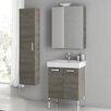 """ACF Bathroom Vanities Cubical 22"""" Single Bathroom Vanity Set"""