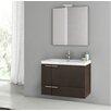 """ACF Bathroom Vanities New Space 31"""" Bathroom Vanity Set with Single Sink"""