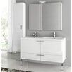"<strong>ACF Bathroom Vanities</strong> New Space 47"" Bathroom Vanity Set"