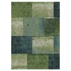 Stylehaven Concord Green / Blue Geometric Rug