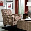 Overnight Sofa Accent Arm Chair and Ottoman